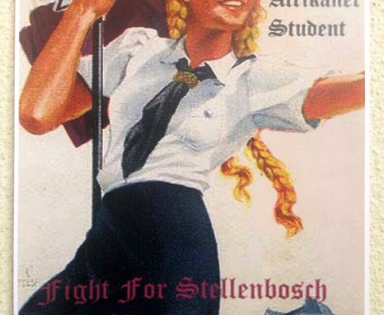 Nazi-era posters spark racial concerns on SU campus