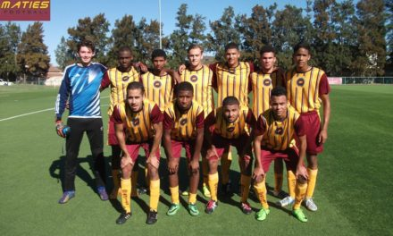 Maties Soccer on their way to USSA