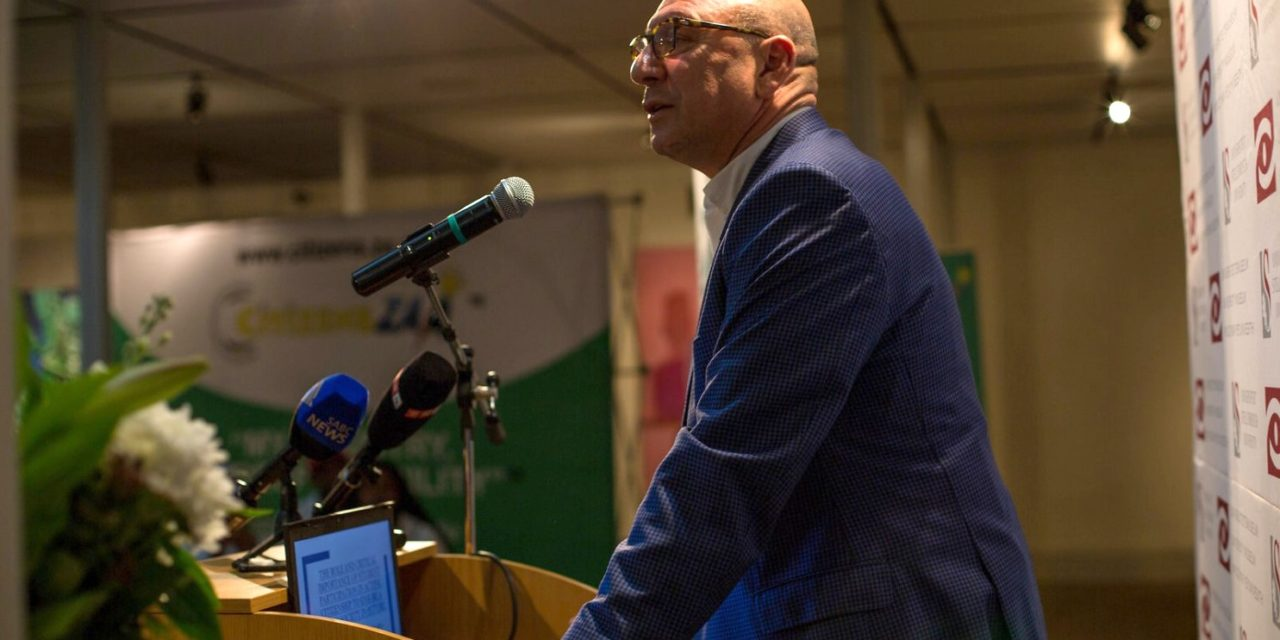Trevor Manuel on SU's image and Fees Must Fall