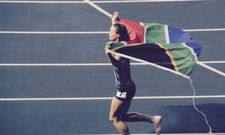 A comeback in the making for Matie athlete