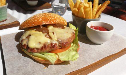 Spring has sprung with Stellenbosch Kitchen's burger special
