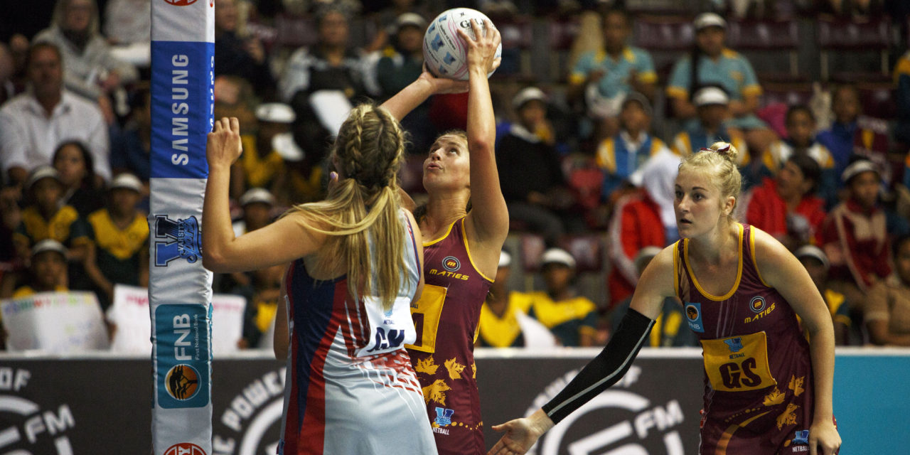 Maties Netball comes in hot despite challenges