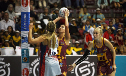 Maties Netball comes in hot despite challenges