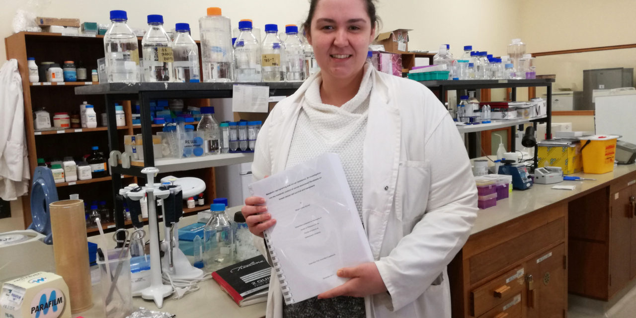 Award for cancer research
