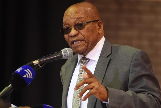 Zuma announces free higher education for 2018