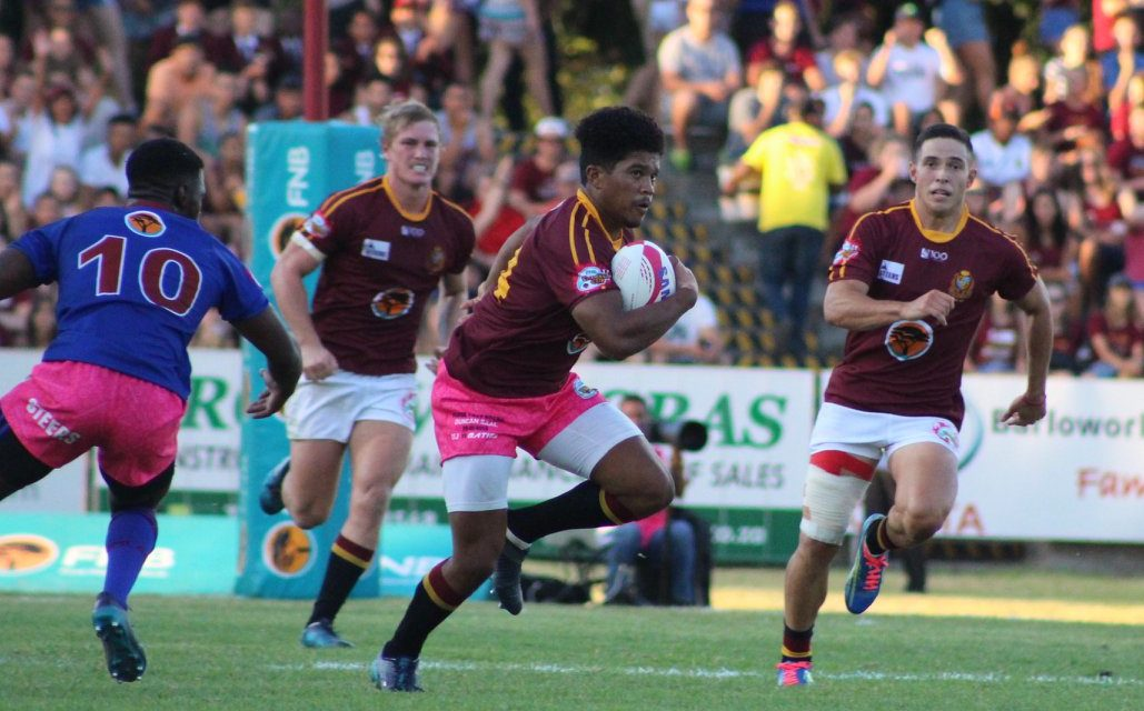 Home victory for Maties against Shimlas