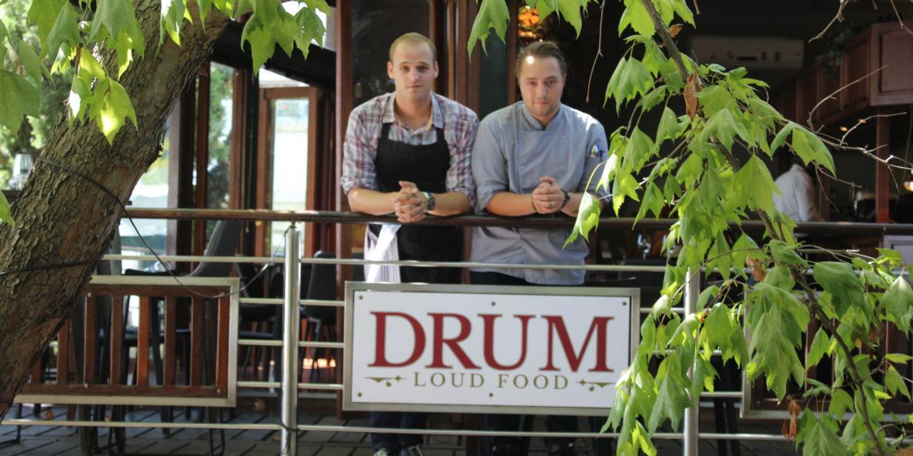 Spoegwolf-drummer speel nou in Drum-kombuis