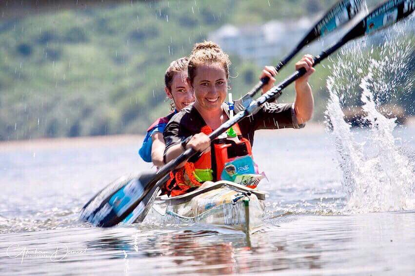 Peek siblings peaked at Dusi Marathon