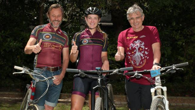 Cycling to commemorate 100 years of SU