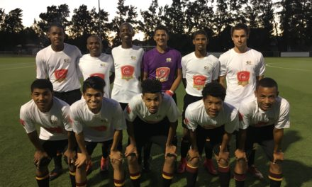 Maties hit the woodwork against African Jaguars