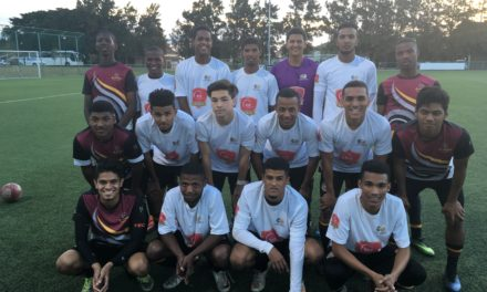 Maties football lose again