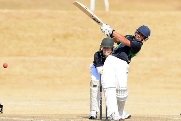Rising cricket star: Northamptonshire signs Ricardo Vasconcelos