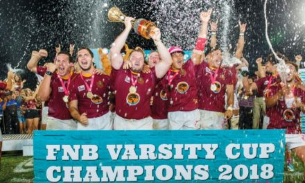 Maties crowned as Varsity Cup champions