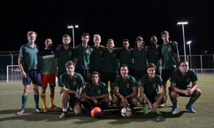 Res soccer in full swing