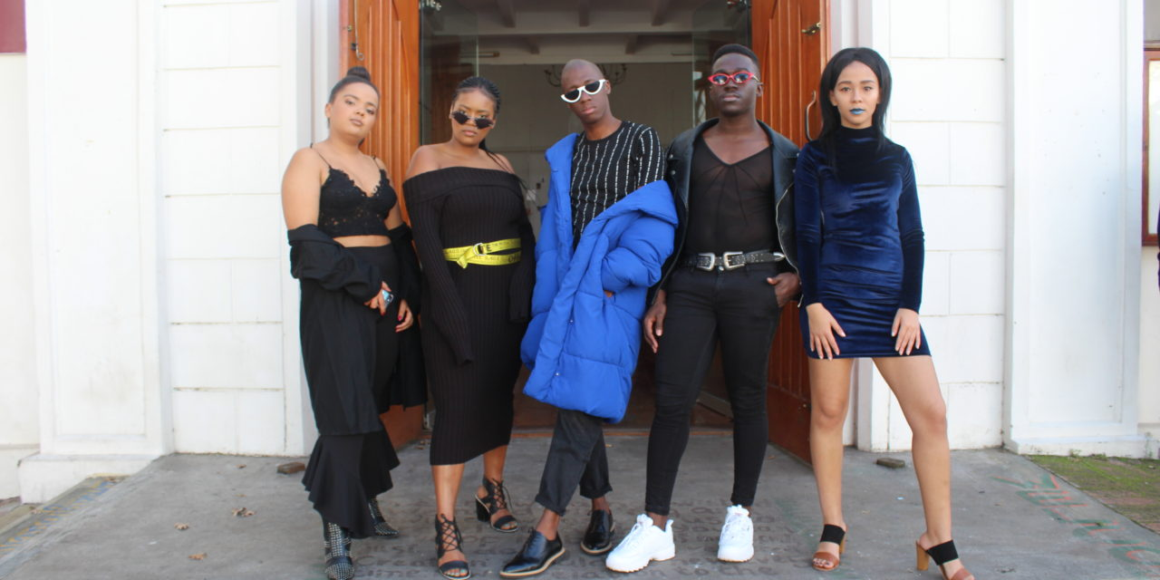 Style Indaba's work on a blank canvas