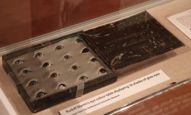 Nazi eugenics leave mark at SU museum