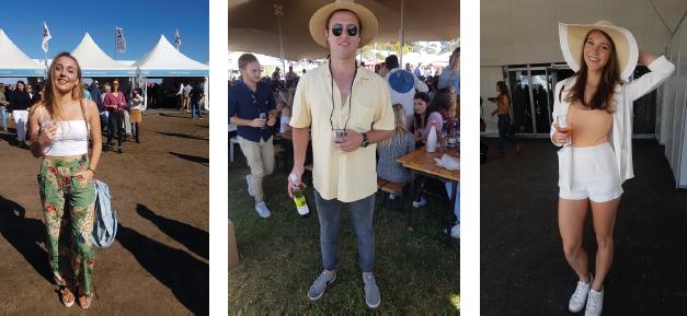Campus Closet: Cheese & Wine Festival