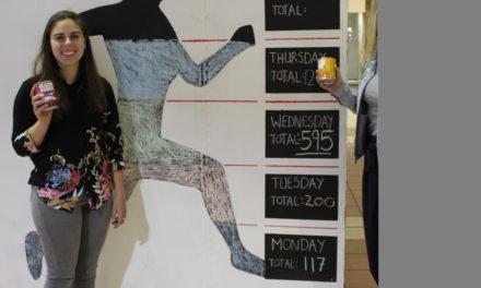 #Move4Food: Veldtog kry Maties aan die beweeg vir honger mede-studente