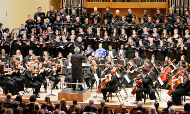 A Standing Ovation for Beethoven 9