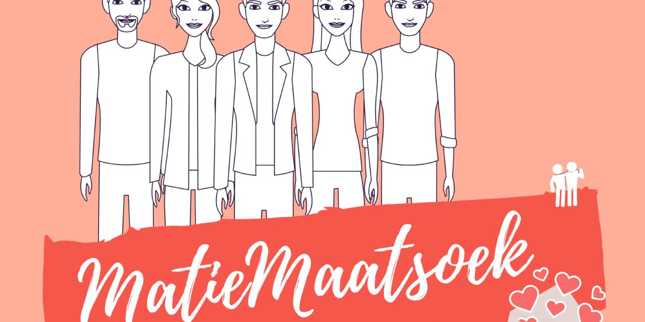 MatieMaatSoek is here!