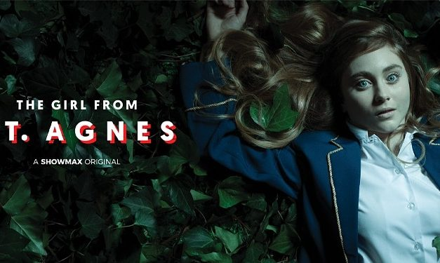 Jane is the Girl from St. Agnes