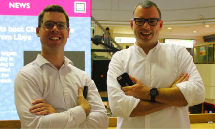 Selfie-app kan studente se sente red