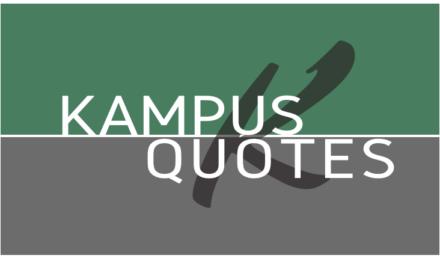 Kampus Quotes