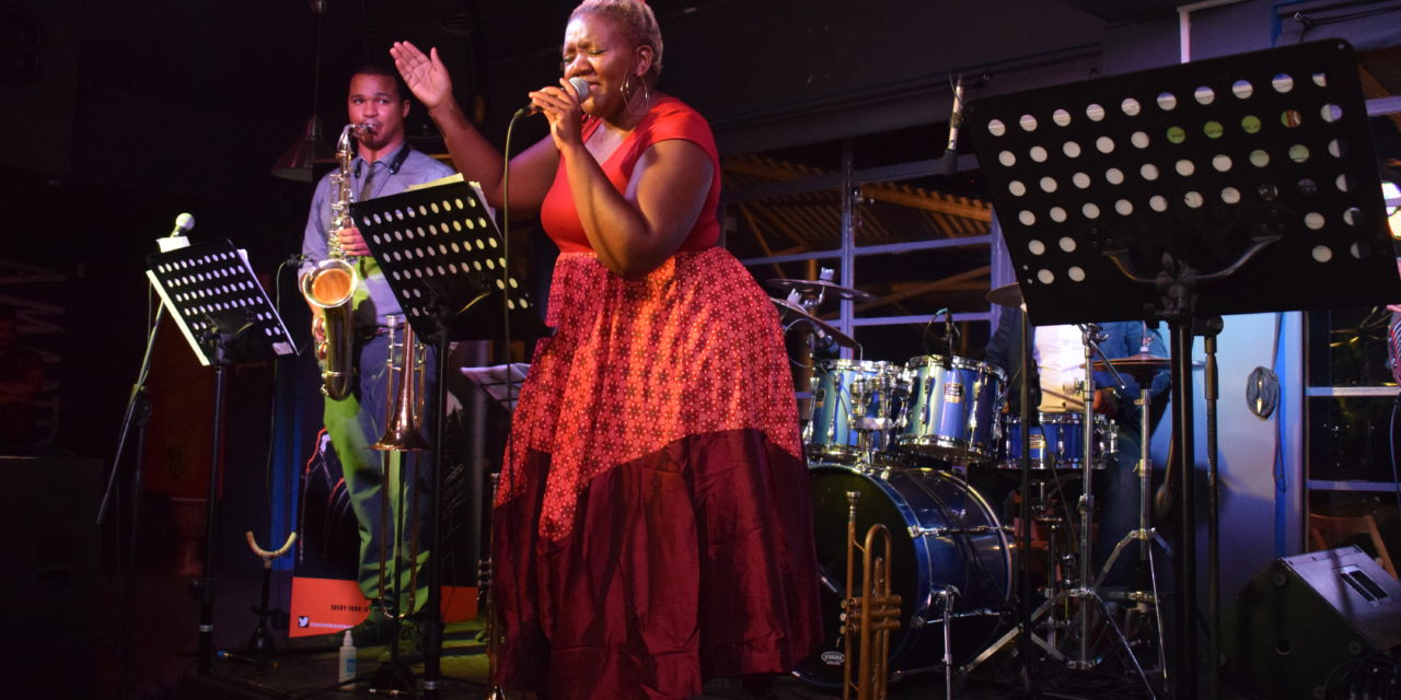 The Little Giants bring jazz en vreugde na Kayamandi