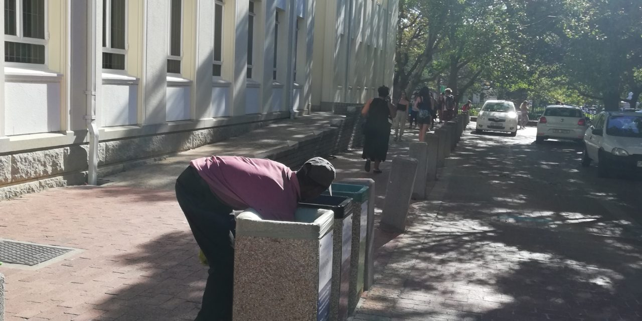Cry for help on campus