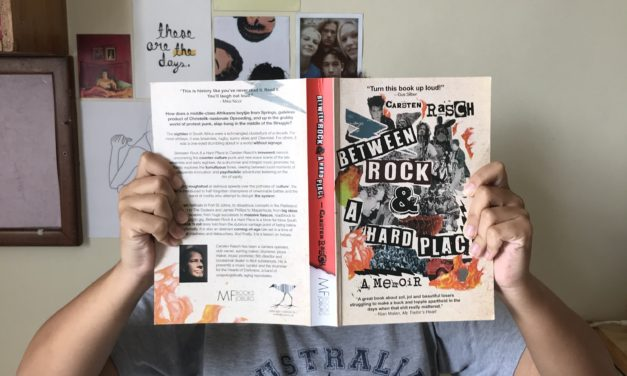 BOOK REVIEW: Between Rock and a Hard Place