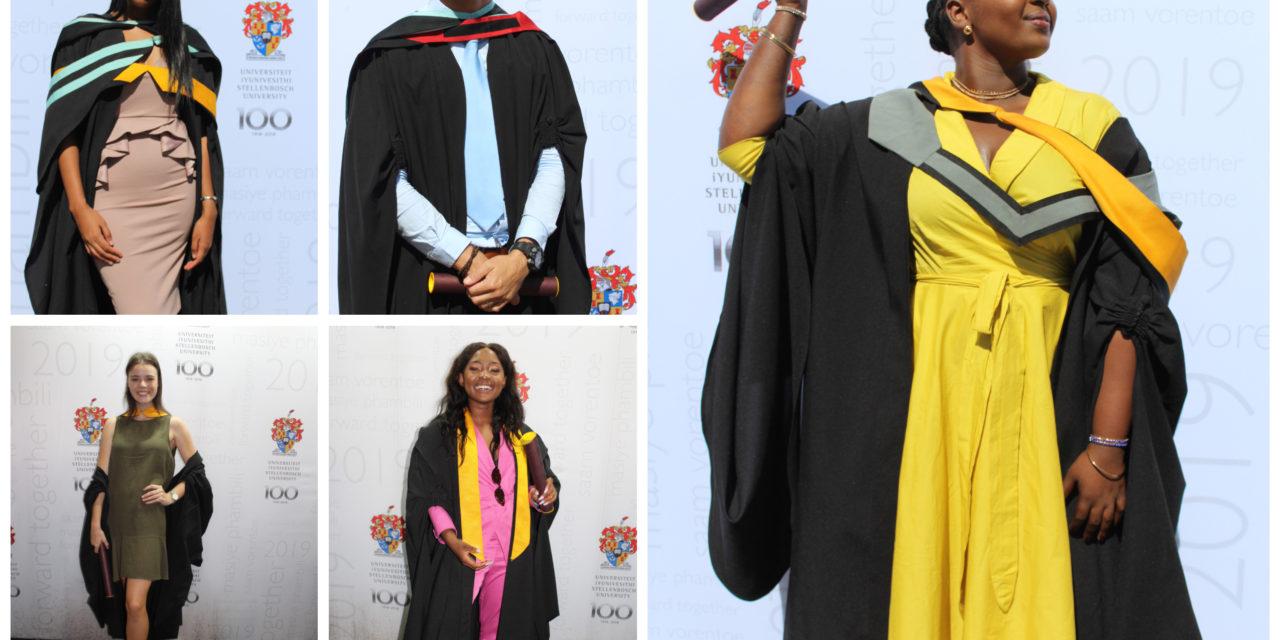Campus Closet: A grand affair at graduation