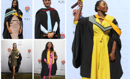 Campus Closet: A grand affair at graduation