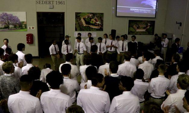 'Totsiens' to the old Eendrag anthem
