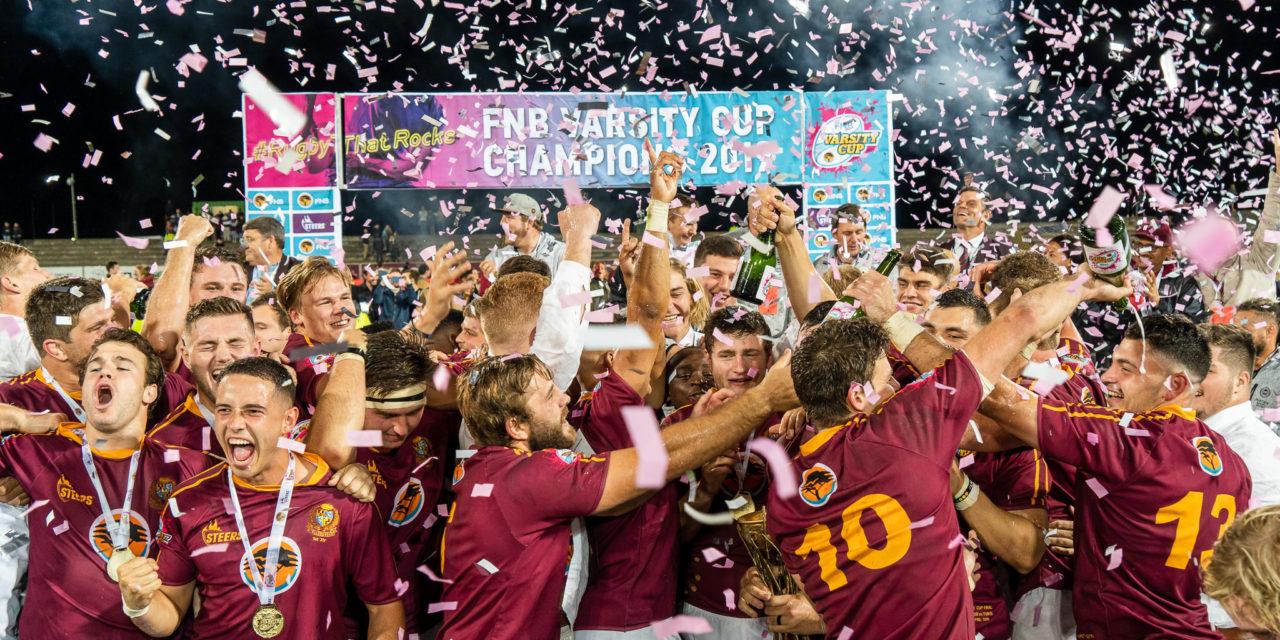 Varsity cup recap: Maroon take over
