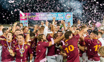 Varsity cup recap: Maroon take over