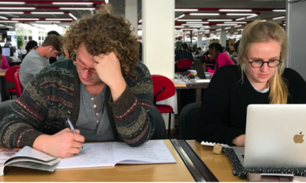 How to handle major exam loads